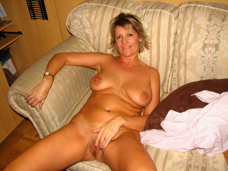 Mature maoning pounded